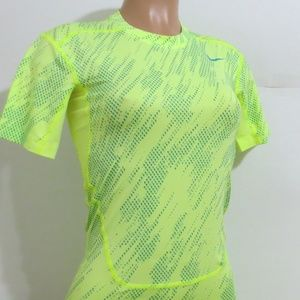 ⭐For Bundles Only⭐Nike Pro Combat Top Lime S